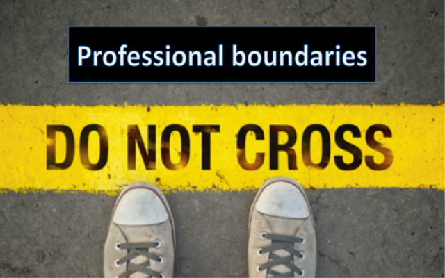 Therapeutic Relationships and Professional Boundaries